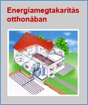 Energiamegtakarítás otthonában