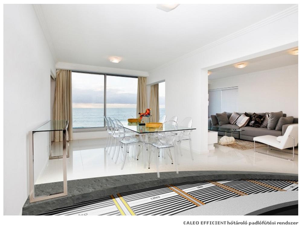 Caleo szabályozott padlófűtés