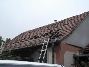 Régi tető - modern technológia, EHE inverterrel