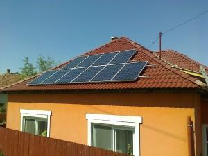 Az elektromos fogyasztás kiváltása a cél.
