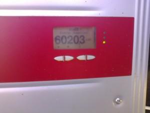 Az 5 kW-os rendszer egy évnyi termelése 6020 kWh!!!