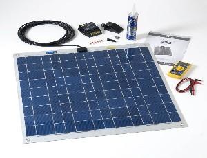 Flexi-PV Napelemes készlet, 60Wp