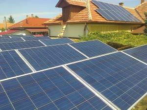 Jászszentlászló – 8 kW-os napelem rendszer kiépítése,3-as kép