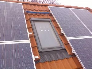 Kiskunfélegyháza, Bankfalu (másik épület) – 5 kW napelem rendszer kiépítése, 3-as kép