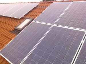 Kiskunfélegyháza, Bankfalu (másik épület) – 5 kW napelem rendszer kiépítése, 4-es kép