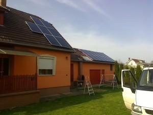 Kiskunfélegyháza, Bankfalu – 5 kW-os napelem rendszer kiépítése, 3-as kép