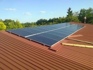 Kiskunfélegyháza, Jókai-város – 6 kW-os napelem rendszer kiépítése