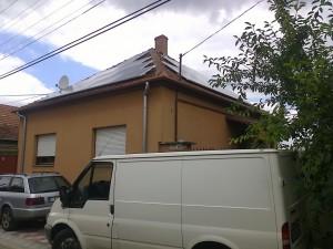 Kiskunfélegyháza, Kossuth-város – 4.75 kW-os napelem rendszer kiépítése