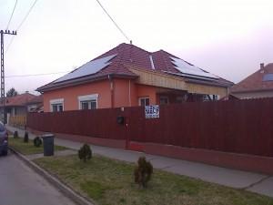 Kiskunfélegyháza, napelem rendszer bővítése, plusz 2,5 kW, 2-es kép