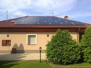 Lajosmizse – 6 kW-os napelem rendszer kiépítése, 1-es kép