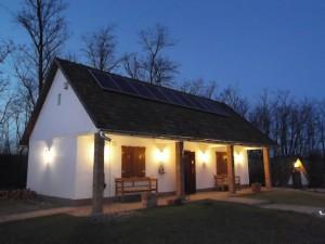 Falusi turizmus - energiahatékonyan - Fronius-szal