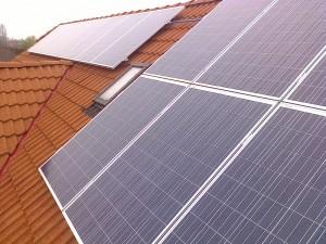 Kiskunfélegyháza, Bankfalu (másik épület) – 5 kW napelem rendszer kiépítése, 1-es kép