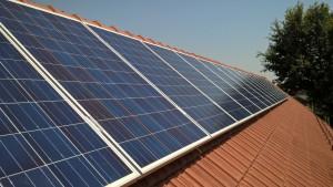 Kiskunfélegyháza, Jókai-város – 4 kW-os napelem rendszer kiépítése