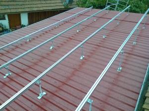 A napelemes rendszer bővítése - plusz 3 kW teljesítmény