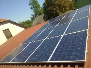 Kiskunfélegyháza, Rákóczi-város – 4 kW-os napelem rendszer kiépítése