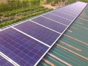 Kecskemét-Ballószög – 4,6 kW-os napelem rendszer kiépítése, 1-es kép