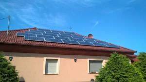 Lajosmizse – 6 kW-os napelem rendszer kiépítése, 2-es kép